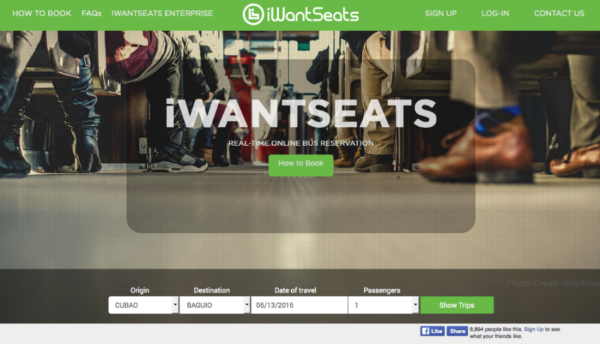 iWantSeats- REAL-TIME ONLINE BUS RESERVATION