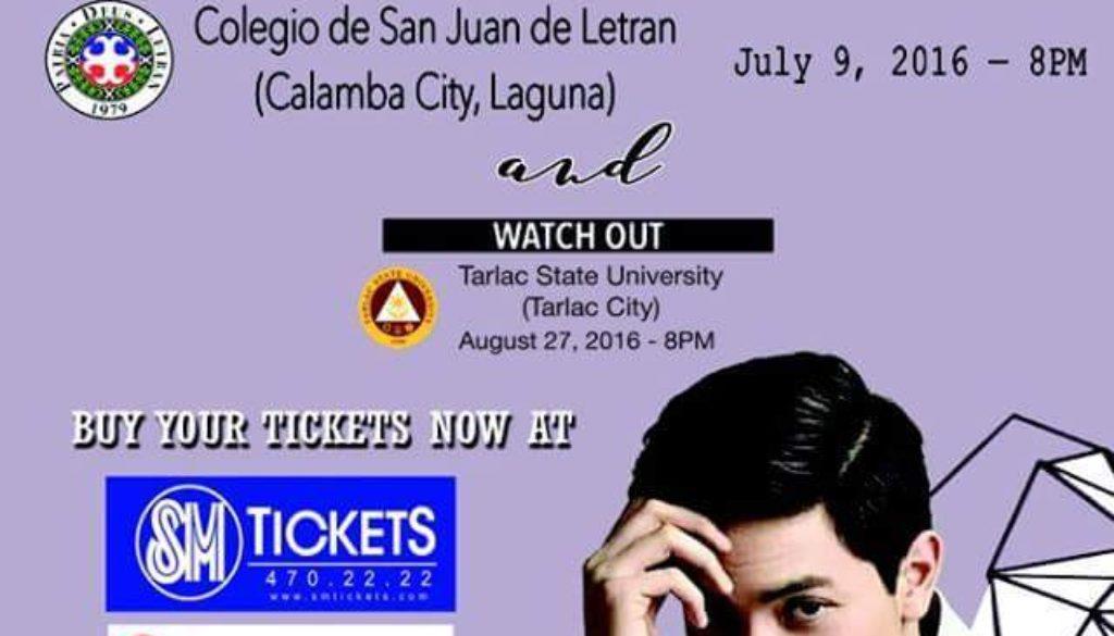 Alden Richards to hold Simply Alden Concert in Laguna