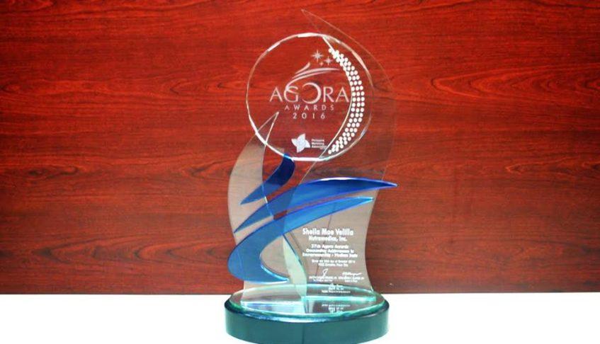 NOVUHAIR HEAD BAGS AGORA AWARD President and CEO Wins in the Individual Category of the 37th Agora Awards