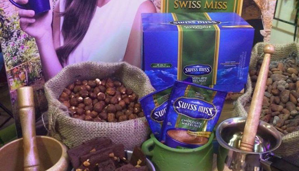 La Dolce Vita with new Swiss Miss Chocolate Hazelnut