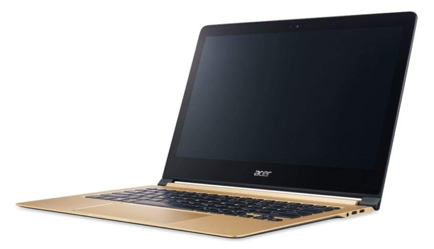#GoSwift this yuletide season with Acer Swift 7 and New Balance