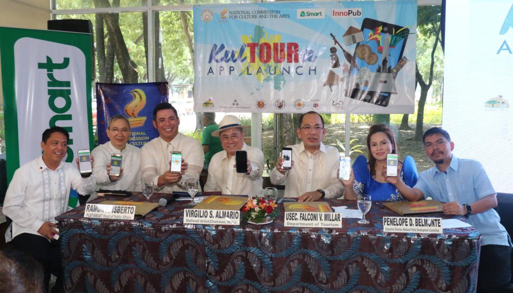 NCCA, DOT launch KulTOURa mobile travel guide
