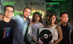 Acer PH and G-shock Collaboration launch #TimeForUs Campaign to bring generation together