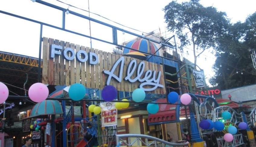 Food Park Guide: Food Alley