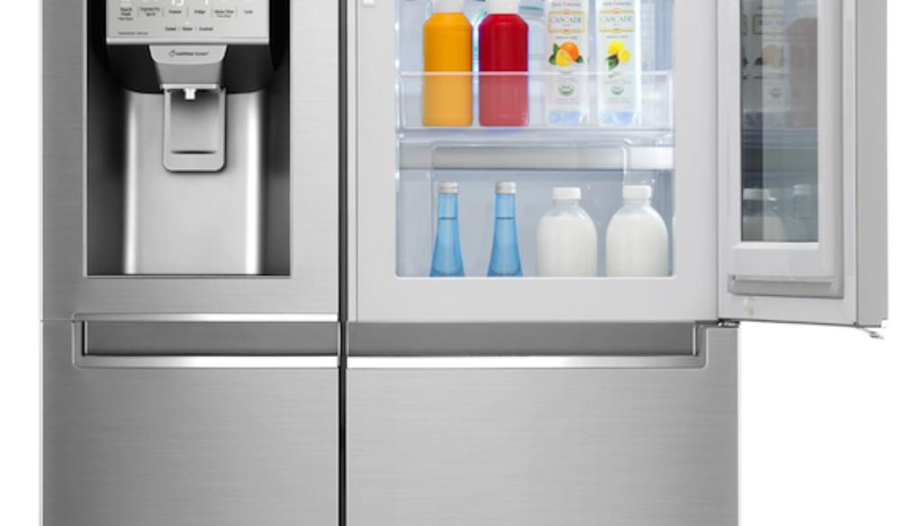 lg refrigerator instaview. lg instaview door-in- door refrigerator lg instaview