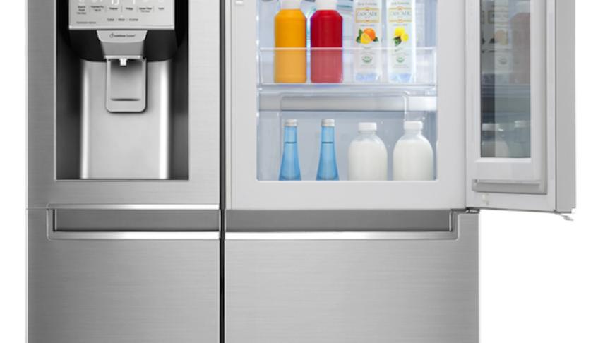 LG InstaView Door-in- Door Refrigerator