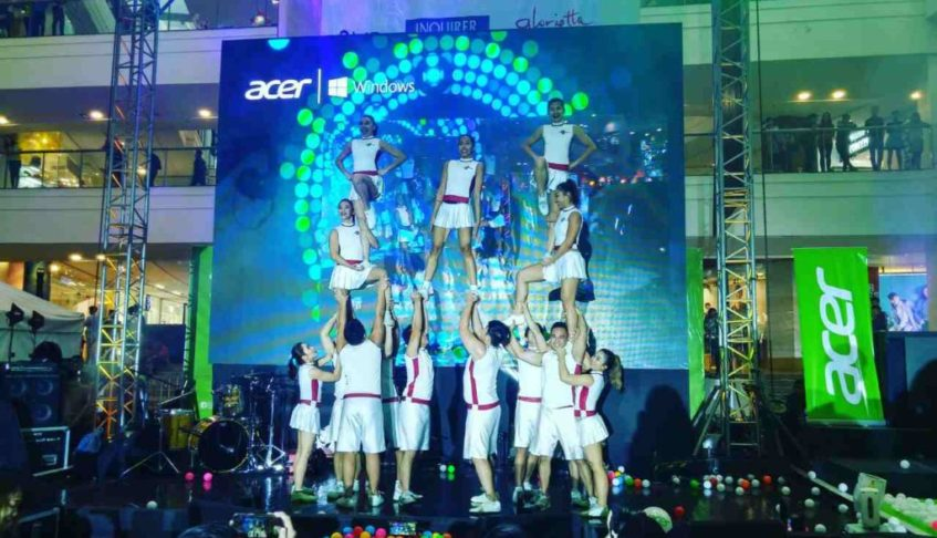 Fun-Filled Grand Ball Pit Party by Acer Philippines in Celebration of Acer Day