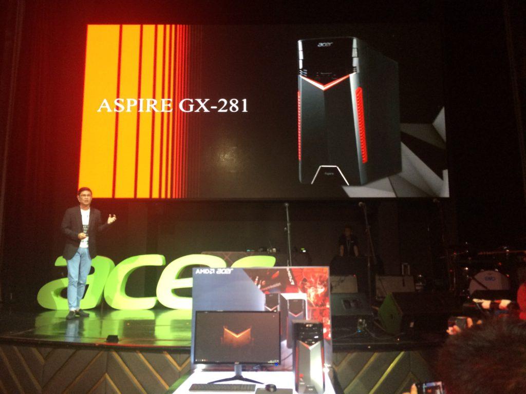 Acer GX-281 7