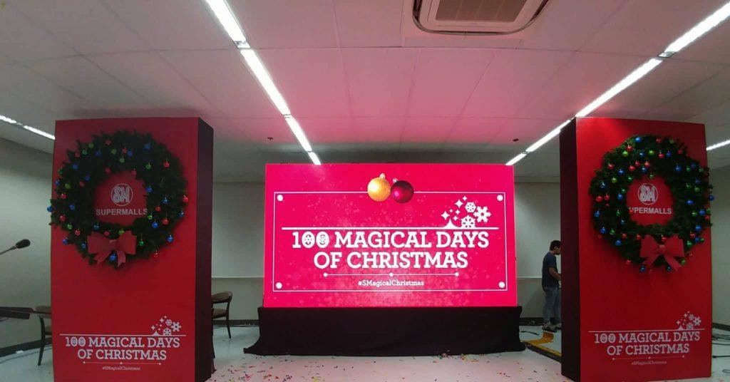 SM Supermalls 100 days Xmas countdown-3