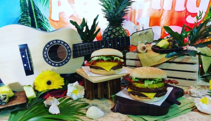 Jollibee brings back its legendary Amazing Aloha Yumburger