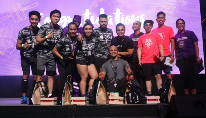 The Biggest Health and Wellness Festival Comes to BGC with  Anytime Fitness