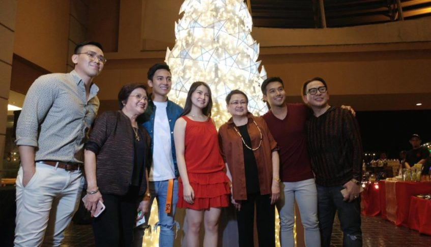 Annual Christmas Lighting Ceremony At Theater Mall And Promenade officially Marks The Start of Yuletide Season