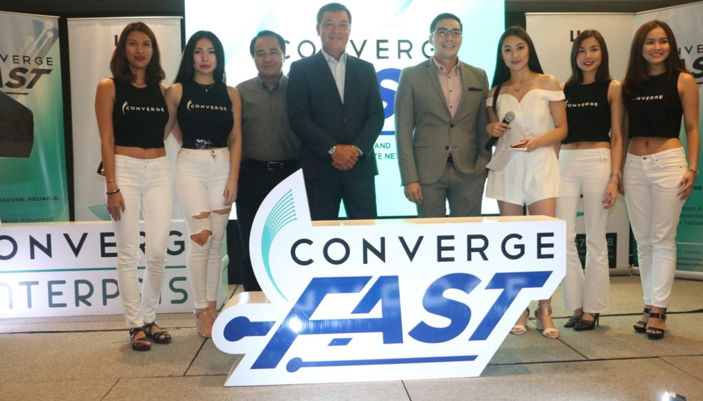 Converge ICT unveiled Converge FAST for businesses