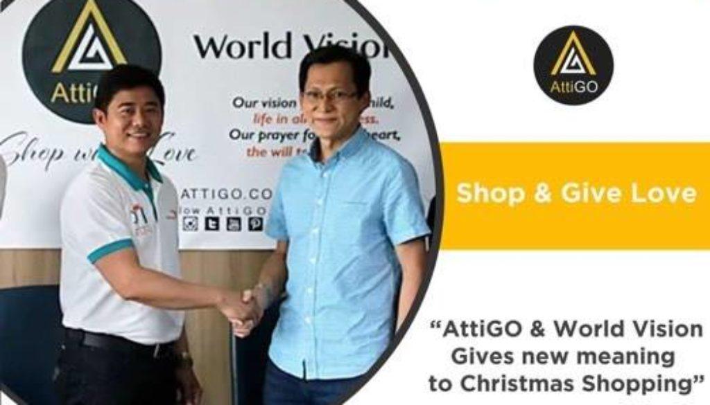 AttiGO and World Vision Development Foundation (WVDF)