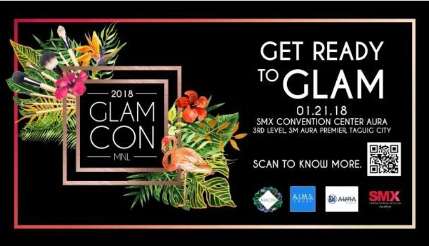 Manila's Biggest Beauty Party Glamcon MNL
