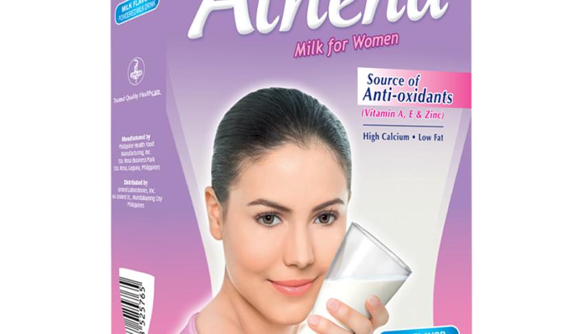 Athena: The Milk For Women