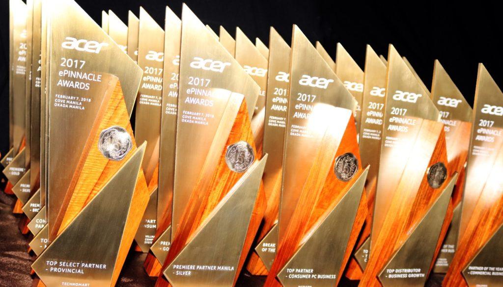 LA-FETE: Acer Celebrates 15 years of  partnership