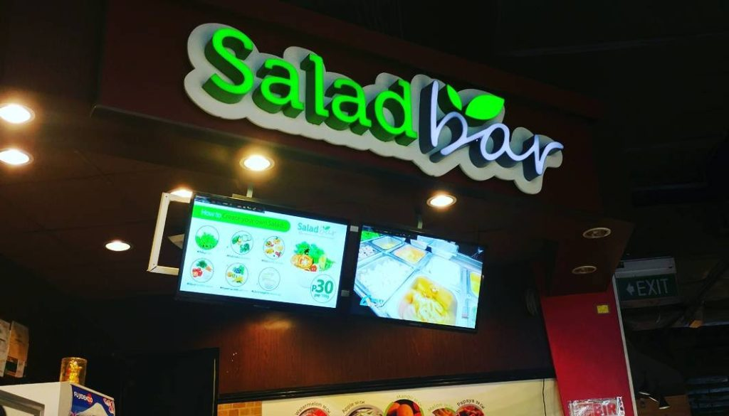 Fit and Fab Journey with Salad Bar