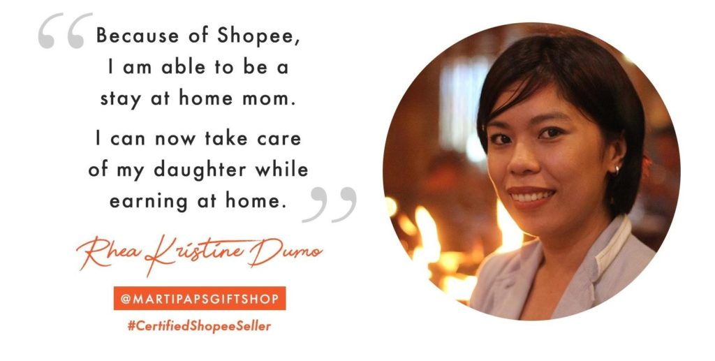 Shopee celebrates the success of Filipina entrepreneurs as more women take the leap into starting online businesses