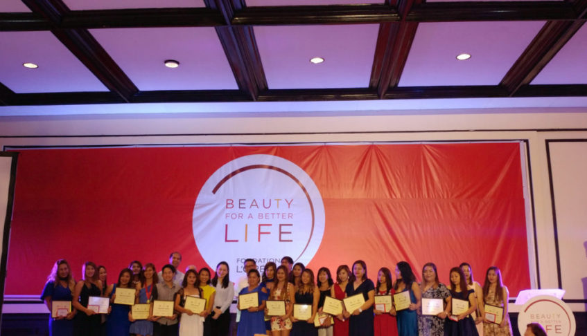 L'Oréal Philippines celebrates another year of empowering women through their Beauty for a better life foundation