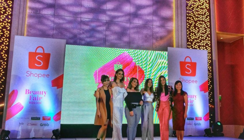 Shopee Partners with Leading Beauty Brands, Maybelline and Palmolive to Celebrate Women Empowerment