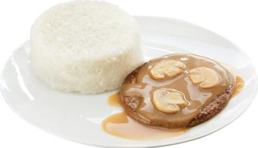 Enjoy Dalawang Linamnam sa Isang Ulam with Jollibee Burger Steak