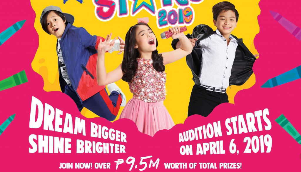 Let kids shine at SM Little Stars 2019