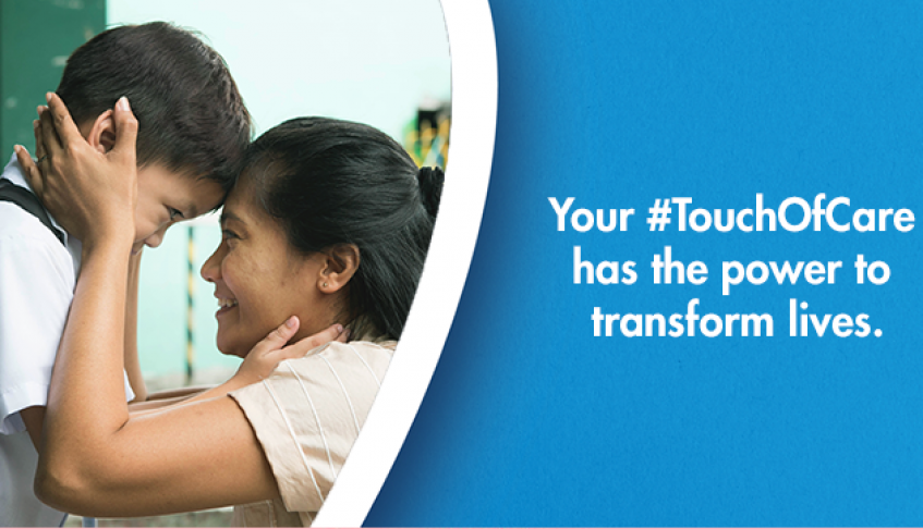 Vicks' #TouchOfCare campaign creates awareness for children infected with HIV