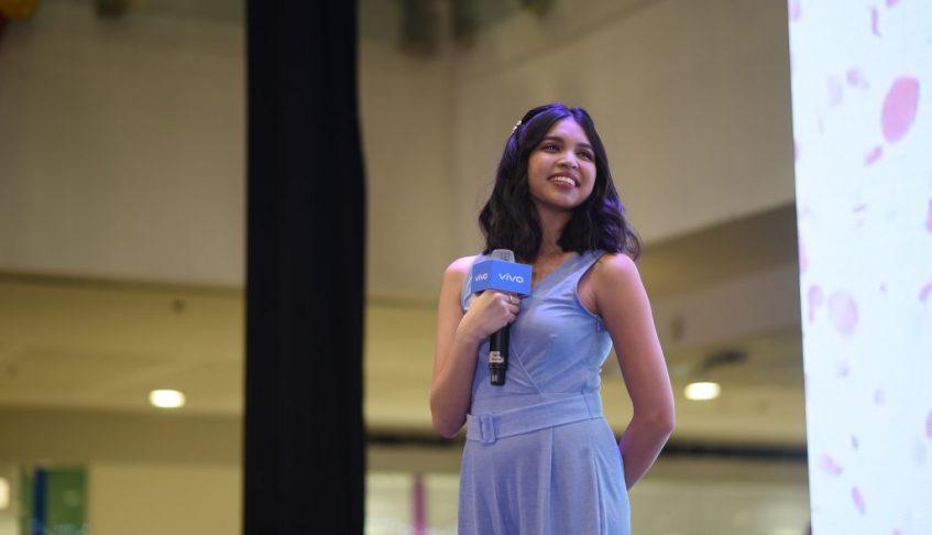 Vivo launches Vivo V15 Blossom Pink and new celebrity endorser, Maine Mendoza