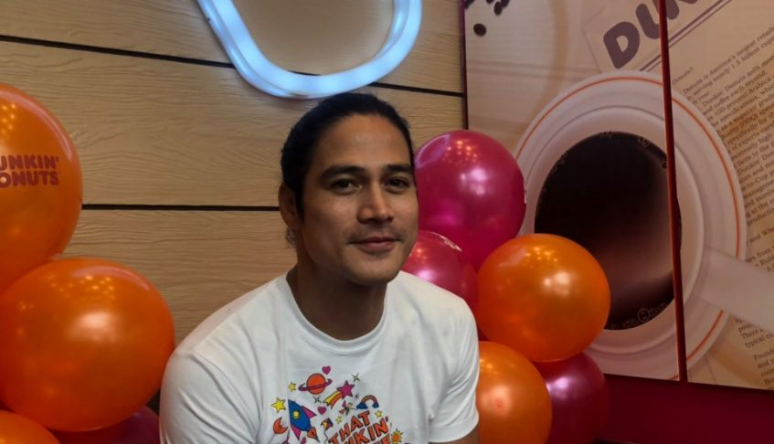 DUNKIN' COFFEE DAY FILLS FILIPINOS WITH GOOD VIBES