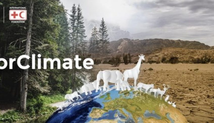 TikTok and the International Federation of Red Cross and Red Crescent Societies (IFRC) partner to inspire action against climate change