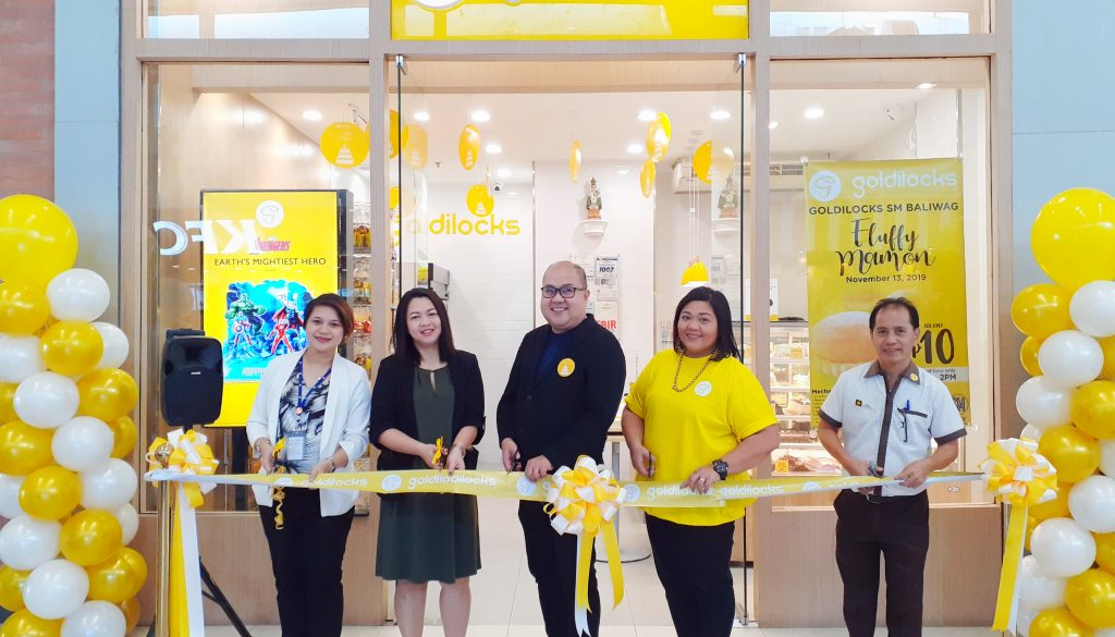 GOLDILOCKS CELEBRATES 740th STORE DURING LATEST REOPENING IN SM CITY BALIWAG