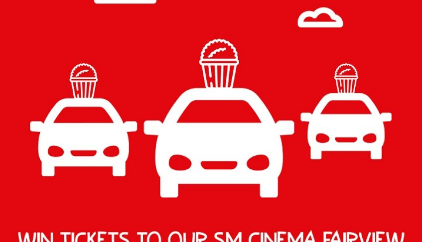 Be among the first to catch a movie at the all-new SM Cinema Fairview!