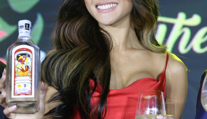 Ginebra San Miguel reveals 2020 Calendar Girl
