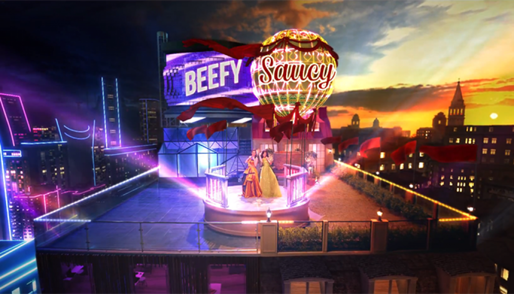 Jollibee does it again with a catchy new Burger Steak commercial