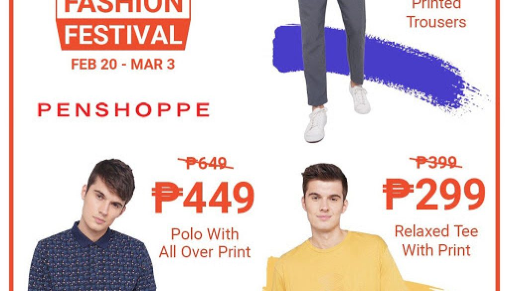 Get Sitewide Free Shipping with ₱0 Minimum Spend and up to 90% Off at Shopee 3.3 Fashion Festival