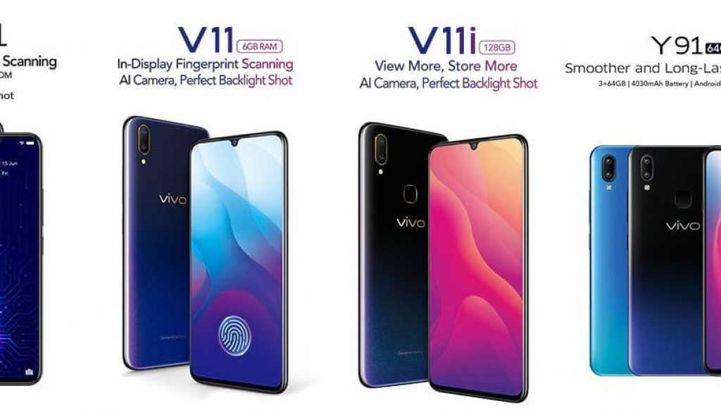 Treat your Dad with these Vivo Phones Deals from Shopee