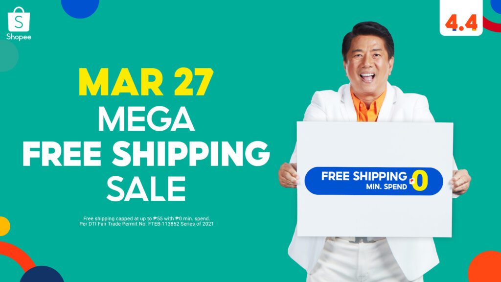 5 Exciting Things to Look Forward to at Shopee's Mega Free Shipping Sale