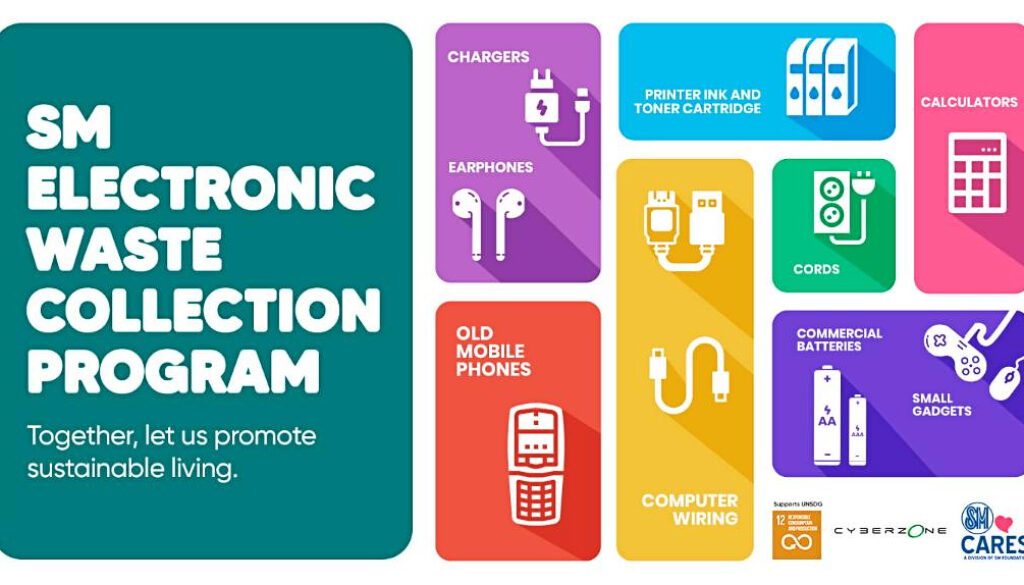 SM MALLS INTRODUCE E-WASTE COLLECTION PROGRAM IN BULACAN
