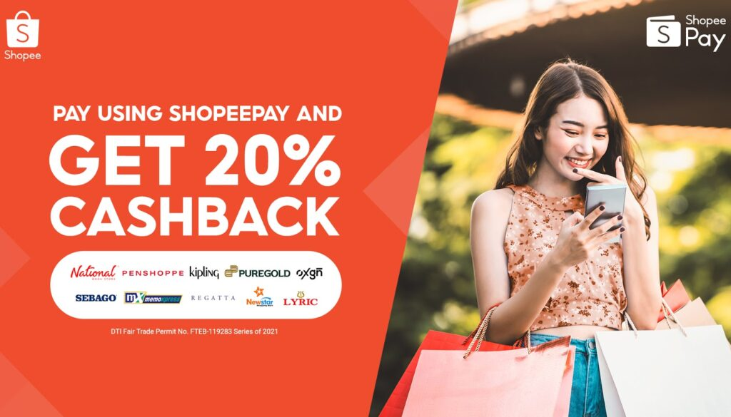 ShopeePay Partners with Lifestyle Brands to Provide In-Store Payments Nationwide