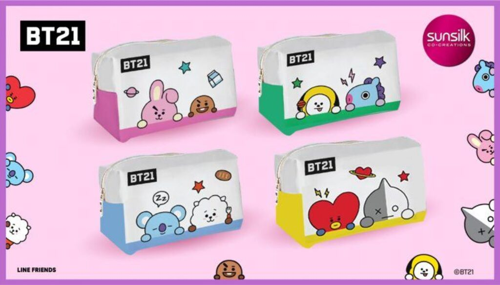 ARMY, You'll Want to Get Your Hands on This Limited Edition Sunsilk x BT21 Packs