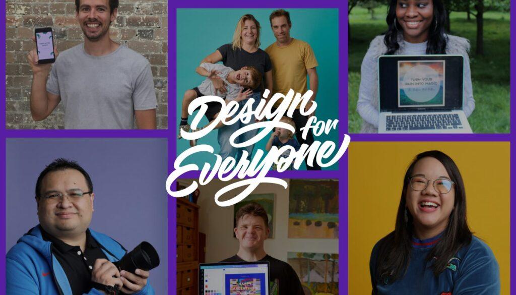 Whatever your design needs, Kaya sa Canva