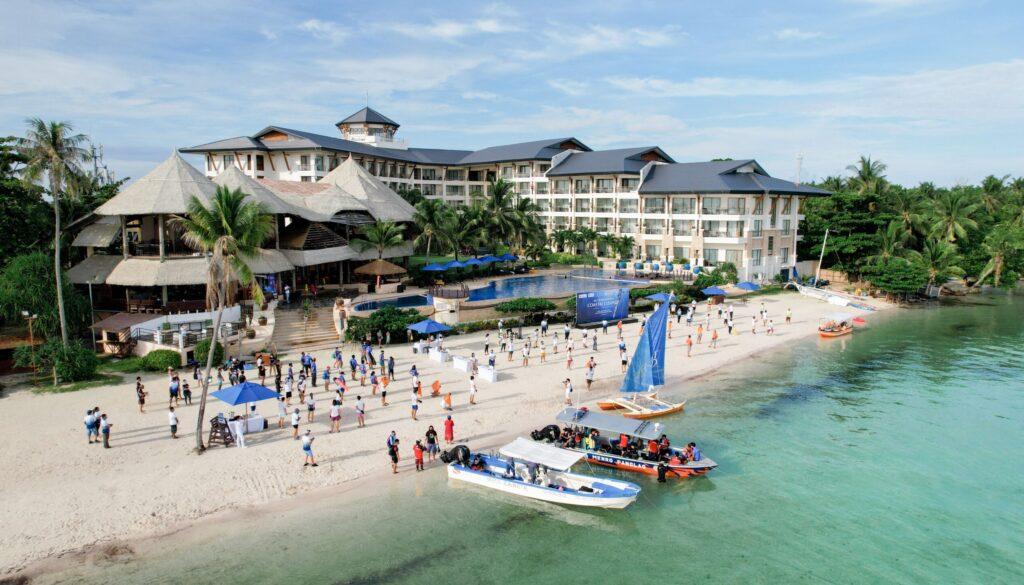 The Bellevue Resort Spearheads Trash Free Seas in Bohol