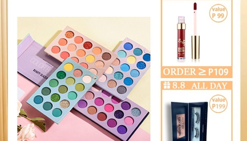 Enjoy 80% off Beauty Glazed Products on Shopee Beauty